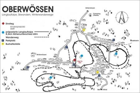 Langlaufparadies im Chiemgau